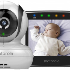 Videofon digital bidirectional supraveghere bebelus cu infrarosu Motorola MBP36S, ID328