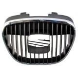 Grila Radiator Am Seat Ibiza 3 6L1 2002-2006 6L0853651E739 Crom