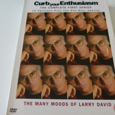 Curb your enthusiasm - first series, DVD, Comedie, Engleza