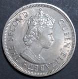 Hong Kong 1 dollar 1972 aUNC, Asia