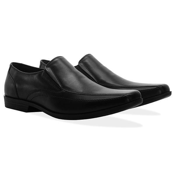 Pantofi barbati Redfoot Joseph Black, negru, marime 44 ID819