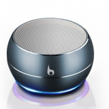 Mini boxa portabila cu Bluetooth Wireless Speaker Grey