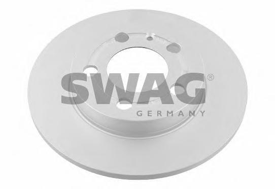 Disc frana VW GOLF Mk IV 1.9 TDI 4motion - SWAG 30 92 6170