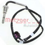 Senzor, temperatura gaze evacuare VW MULTIVAN Mk V 2.0 TDI - METZGER 0894113