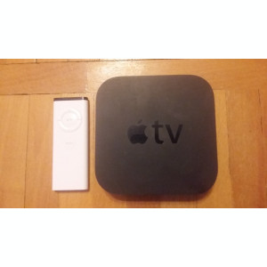 Apple TV Model A1378 cu telecomanda apple apple tv a1378