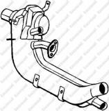 Toba esapamet intermediara VW CAROCHA 1300 - BOSAL 233-002