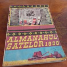 Almanahul satelor 1980