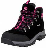 Ghete pentru drumetii de dama, Guggen Mountain M014, negru/roz, marime 40 ID833