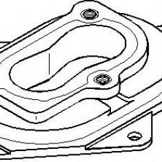 Flansa carburator AUDI 4000 1.6 - TOPRAN 100 960
