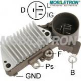 Regulator, alternator - MOBILETRON VR-H2005-5H