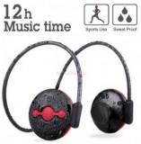 Casti alergare Avantree Jogger Plus BTHS-AS6S-BLK, Bluetooth (Negru/Rosu)