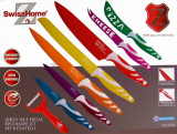 Set cutite 8 piese Swiss Home Z line ID485
