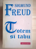 Sigmund Freud - Totem si tabu (mediarex)