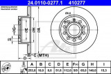 Disc frana SEAT LEON 1.6 TDI - ATE 24.0110-0277.1