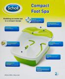 Aparat hidromasaj picioare Scholl Compact Foot Spa ID597