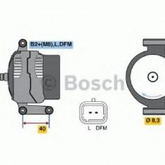 Generator / Alternator RENAULT SYMBOL I 1.6 Flex - BOSCH 0 986 042 770