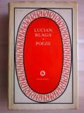Lucian Blaga – Poezii {Cartonata}