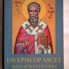 Un episcop ascet Viata si invataturile Sfantului Ierarh Nifon