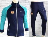 Trening BARCELONA - Bluza si pantaloni conici - Modele noi - Pret Special 1268, L, M, S, XL, XXL
