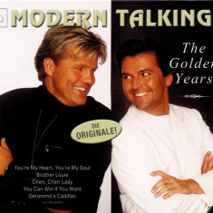 Modern Talking The Golden Years Best Of 19851987 (3cd)