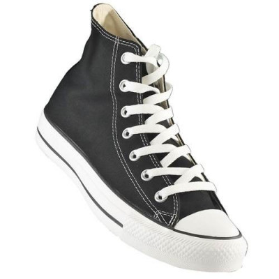 b1dba436df5d Tenisi Barbati Converse All Star HI Black M9160 foto