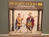 MOZART – LA CLEMENZA DI TITO – 3LP Deluxe BOX SET (1979/POLYDOR/RFG) - VINIL/NM, Deutsche Grammophon