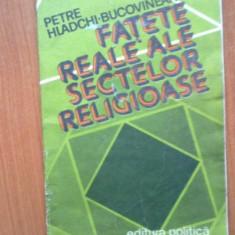 FATETE REALE ALE SECTELOR RELIGIOASE-PETRE HLADCHI-BUCOVINEANU 1983
