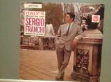 Sergio Franchi – Romantic Italian Songs/Canzonette (1975/RCA/RFG)- VINIL/ca Nou, rca records