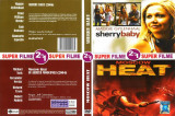 Moscow Heat - Sherry Baby, DVD, Romana, new films