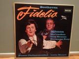 BEETHOVEN – FIDELIO – 2LP Deluxe BoxSet ( 1969/DECCA/RFG)- VINIL/NM, decca classics
