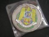 BREFCM 22 - EFIGIE MILITARA - POLICROMA - ARMATA ROMANA
