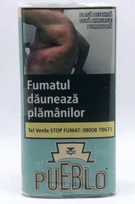 Tutun pentru rulat PUEBLO BLUE 30gr foto