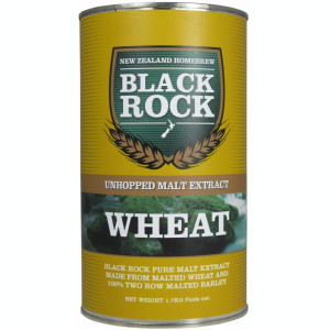 Black Rock extract de malt Wheat - pentru bere de casa