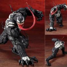 Figurina Venom Simbiot Marvel Spider-Man Eddi Brock 15 cm