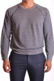 Armani Collezioni Cardigan barbati 106400 grey, 52, Armani Collezioni