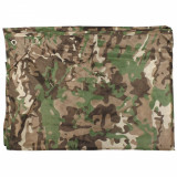 MFH Folie Fund Cort 3x3m Operation camo - Prelata Fas 32423X