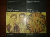 Istoria vietii private vol 1, 2- Philippe Aries, Georges Duby