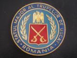 BREFCM 1 - EFIGIE MILITARA - POLICROMA - ARMATA ROMANA