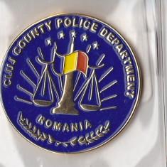 BREFC4 - EFIGIE MILITARA - POLICROMA - POLITIA ROMANA