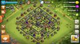 Cont Clash of Clans th9 semi max