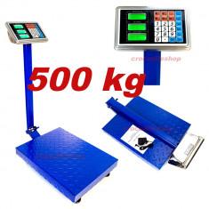 Cantar Electronic PLATFORMA   500  kg Engross Angro