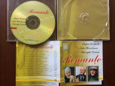 Stefan Iordache Nelu Ploiesteanu Gheorghe Dinica Romante Cd Disc