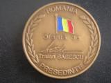 BREFC4 - EFIGIE POLITICA - POLICROMA - OFERITA DE TRAIAN BASESCU - PRESEDINTE
