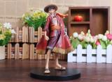 Figurina Pirate King Luffy One piece 17 cm anime
