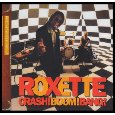Roxette Crash! Boom! Bang! digipack (cd)