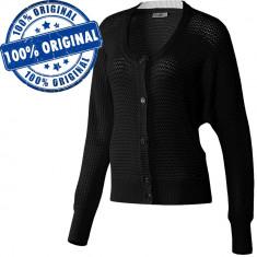Bluza Adidas Structured pentru femei - cardigan - pulover original