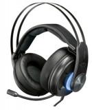 Casti Stereo Trust GXT 383 Dion, 7.1, Microfon (Negru)