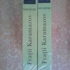 F. M. Dostoievski - Fratii Karamazov {2 volume, Corint}