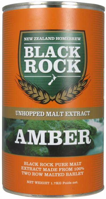 Black Rock extract de malt Amber - pentru bere de casa