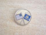 BREFC5 - EFIGIE MILITARA - POLICROMA - ARMATA USA - MARINA